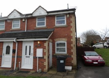 Thumbnail 2 bedroom semi-detached house to rent in Brights Avenue, Kidsgrove, Stoke-On-Trent