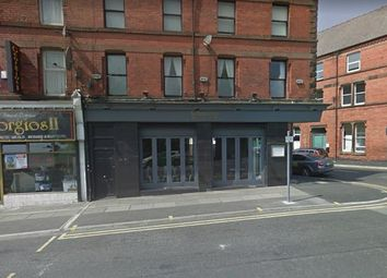 Thumbnail Commercial property for sale in Freehold Investment, 15-17 Church Road, Liverpool, Merseyside