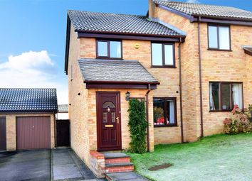 3 bed semi-detached house for sale in Grampian Way, Downswood, Maidstone, Kent ME15
