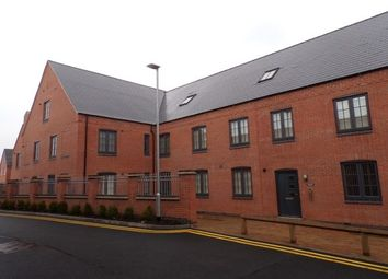Thumbnail 2 bed flat to rent in Co-Op Close, Leicester