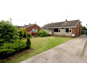 Thumbnail 2 bed semi-detached bungalow for sale in Orchard Close, Nafferton, Driffield