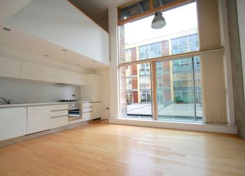 Thumbnail 2 bed duplex for sale in Benyon Wharf, Kingsland Basin, Hackney
