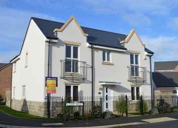 Thumbnail 4 bed detached house for sale in Cody Walk, Haywood Village, Weston-Super-Mare