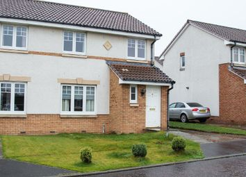 Thumbnail 3 bedroom semi-detached house to rent in Linum Grove, Kirkcaldy