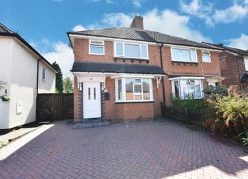 3 bed semi-detached house for sale in Heath Road, Solihull B91