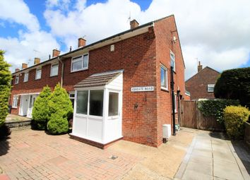 Thumbnail 3 bed end terrace house for sale in Ashgate Road, Eastbourne