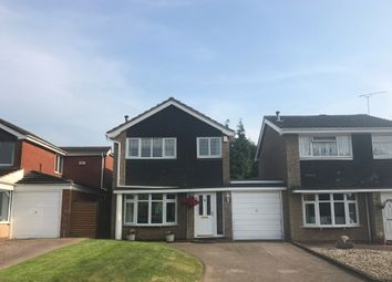 Thumbnail 3 bed detached house for sale in Bellencroft Gardens, Wolverhampton
