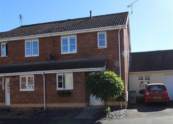 Thumbnail 3 bed semi-detached house to rent in St. Vincents Drive, Monmouth