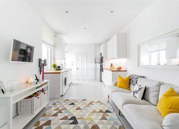 Thumbnail 1 bed flat for sale in Kelvin Avenue, London