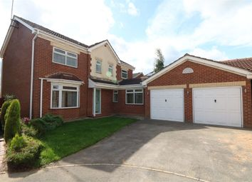 Thumbnail 4 bed detached house to rent in Westminster Close, Bramley, Rotherham, South Yorkshire