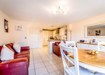 Thumbnail 3 bed town house for sale in Broad Mead Avenue, Great Denham, Bedford