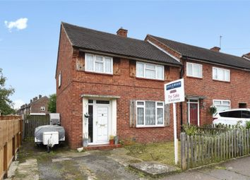 Thumbnail 3 bed end terrace house for sale in Whitehills Road, Loughton, Essex