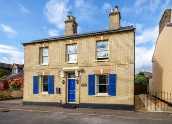Thumbnail 4 bed detached house for sale in New Street, Godmanchester, Huntingdon