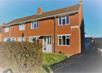 Thumbnail 3 bedroom semi-detached house for sale in Jessie Road, Walsall