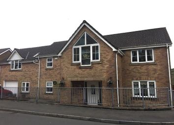 Thumbnail 5 bedroom detached house for sale in 21 Llynfi Court, Maesteg, Bridgend.