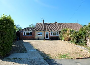 Thumbnail 3 bed semi-detached bungalow for sale in Derwent Close, Sompting, Lancing