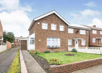 Thumbnail 3 bed semi-detached house for sale in Wilford Road, West Bromwich