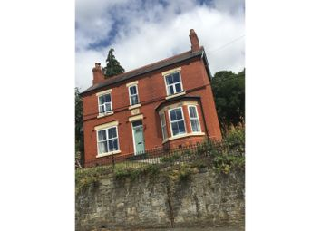 Thumbnail 3 bed detached house to rent in Newbridge Road, Wrexham