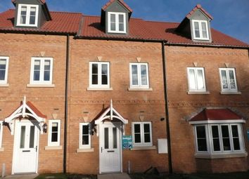 Thumbnail 3 bed terraced house to rent in Marles Close, Wombwell, Barnsley, South Yorkshire