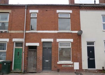 Thumbnail 3 bedroom terraced house to rent in Cromwell Street, Foleshill, Coventry