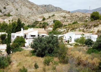 Thumbnail 4 bed villa for sale in Country Side, Orxeta, Alicante, Valencia, Spain
