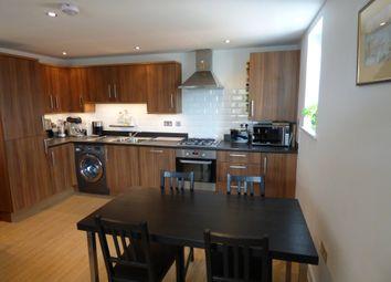 Thumbnail 2 bedroom flat to rent in Cloatley Crescent, Royal Wootton Bassett, Swindon