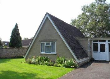 Thumbnail 1 bed link-detached house to rent in Popes Court, Gloucester Road, Stratton, Cirencester