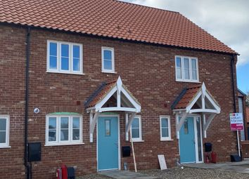 Thumbnail 2 bedroom terraced house for sale in Holt Road, Edgefield, Melton Constable