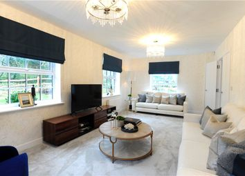 Thumbnail 4 bed detached house for sale in Walton Park, Rivernook Farm, Walton On Thames