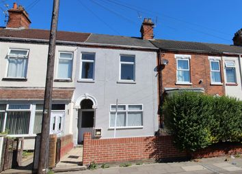 Thumbnail 4 bed terraced house for sale in Wellholme Road, Grimsby