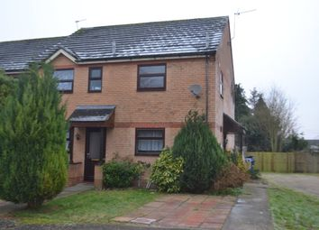 Thumbnail 2 bed end terrace house for sale in Bowman Close, Boston