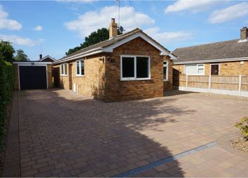 Thumbnail 3 bed detached bungalow for sale in Common Road, Great Yarmouth