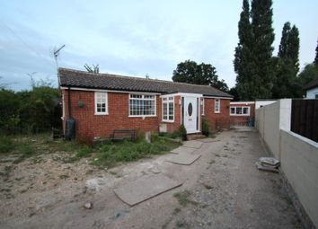 Thumbnail 3 bed detached bungalow for sale in Auchinleck, Theydon Park Road, Theydon Bois, Essex