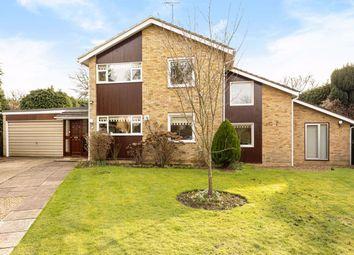 Thumbnail 4 bed property to rent in Kelburne Close, Winnersh, Wokingham