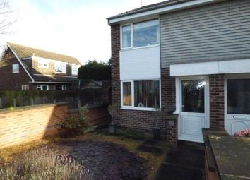 Thumbnail 2 bed end terrace house for sale in Wharfedale Road, Long Eaton, Nottingham