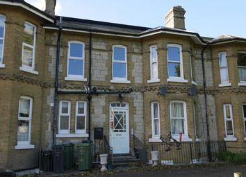 Thumbnail 1 bed terraced house to rent in Trinity Road, Ventnor