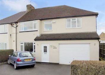 Thumbnail 4 bed detached house for sale in London Road, Staines-Upon-Thames, Surrey