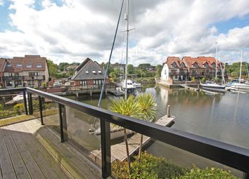 Thumbnail 4 bed town house for sale in Astra Court, Hythe, Southampton