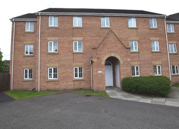 Thumbnail 2 bed flat for sale in South Terrace Court, Stoke-On-Trent