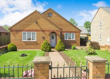 Thumbnail 3 bed detached bungalow for sale in Oilmills Road, Ramsey Mereside, Huntingdon