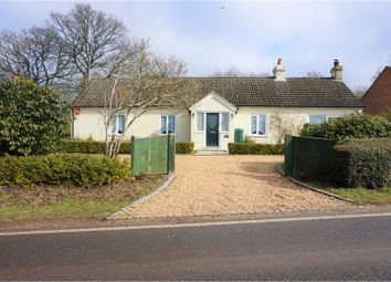 Thumbnail 4 bed detached bungalow for sale in Blacknest Road, Alton