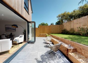 Thumbnail 3 bed detached house for sale in Leslie Road, Parkstone, Poole