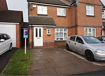 Thumbnail 3 bed semi-detached house to rent in Doulton Drive, Smethwick