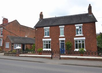 4 bed detached house for sale in Rose Villa, Newport Road, Gnosall ST20