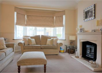 Thumbnail 3 bedroom end terrace house for sale in Hainault Road, Romford
