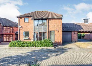 4 bed detached house for sale in Pyxe Court, Walton Park, Milton Keynes, . MK7