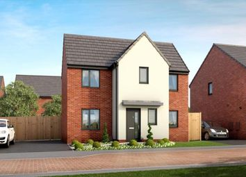 "Thumbnail 3 bed property for sale in ""The Warwick At Skylarks Grange"" at Long Edge Lane, Scawthorpe, Doncaster"
