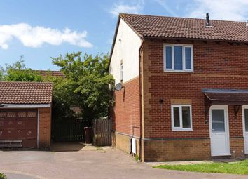 2 bed end terrace house to rent in Limoges Court, Duston, Northampton NN5