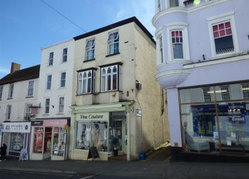 Thumbnail 1 bed flat to rent in High Street, Chepstow