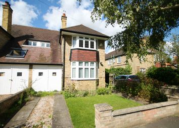 Thumbnail 3 bed semi-detached house to rent in Orchard Avenue, Cambridge